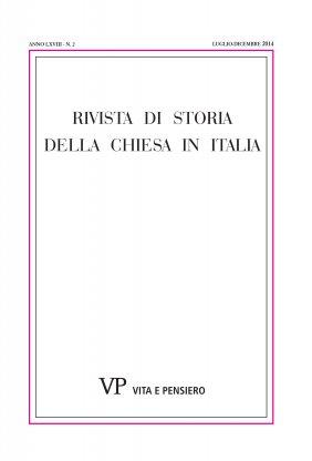 Donne devote nell'Italia post-tridentina: il caso delle Compagnie di Sant'Orsola