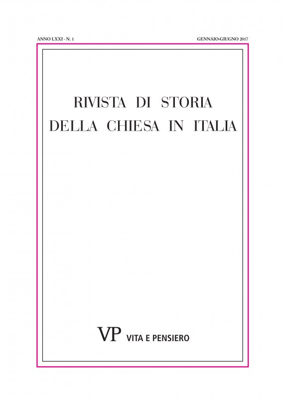 I suddiaconi papali nella provincia ecclesiastica di Milano (1159-1216): appunti per una ricerca